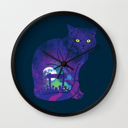 Back From The Dead Wall Clock
