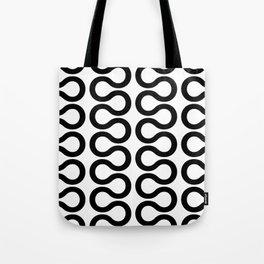 C Pattern Tote Bag