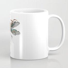 Dragon Fly Tattoo Coffee Mug