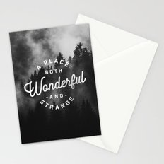 A Place Both Wonderful and Strange Stationery Cards