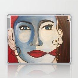 inside, outside Laptop & iPad Skin