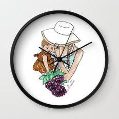 A Mamas Love Wall Clock