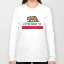 Jellystone National Park  Long Sleeve T-shirt