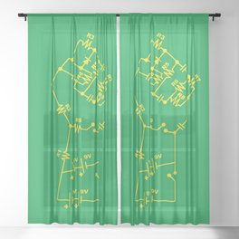 Re-Volt Sheer Curtain