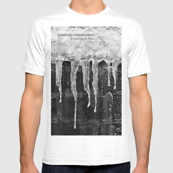 'Icicles'  T-shirt