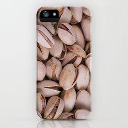Pistachios iPhone Case