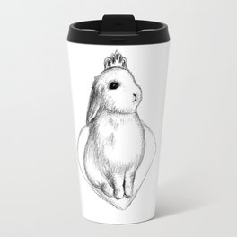 Bunny Princess #2 Travel Mug