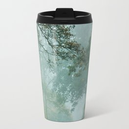 Misty Treetops Travel Mug