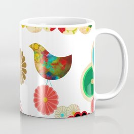 We Create Our Own World Coffee Mug