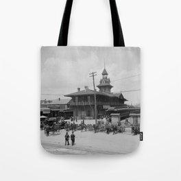Pensacola, Florida 1900 Tote Bag