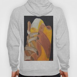 Brown & Orange, 2010 Hoody