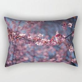 Cherry blossoms II Rectangular Pillow