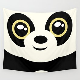 Little Panda Wall Tapestry