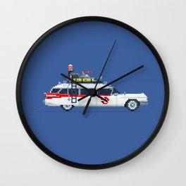 Ecto 1 Wall Clock