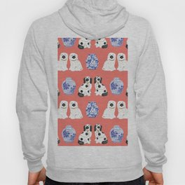 Staffordshire Dogs + Ginger Jars No. 3 Hoody