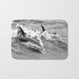 Dancing Duskies Bath Mat
