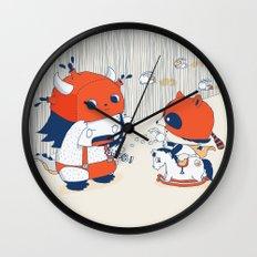 Fumira Monsta Wall Clock