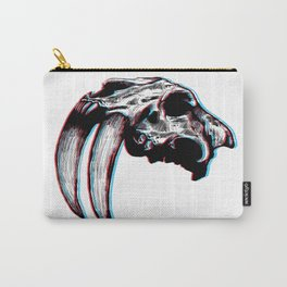 Saber Tooth 3D Kurovoid Carry-All Pouch