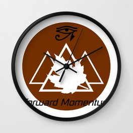 Miles Vorkosigan - Dendarii Mercenary Wall Clock