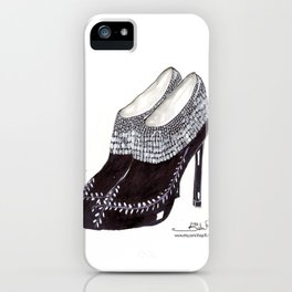 Manolos so French  iPhone Case