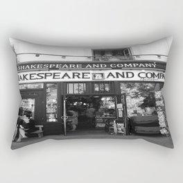 Shakespeare Love Rectangular Pillow