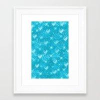 skyfall Framed Art Prints featuring SkyFall by KRArtwork
