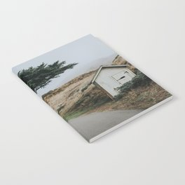 Point Reyes Cabin, California Notebook