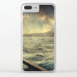 Istanbul Clear iPhone Case