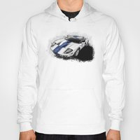 ford Hoodies featuring Ford GT by an.artwrok