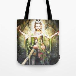 Hindu Durga 2 Tote Bag