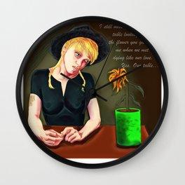 Still Missing you Wall Clock