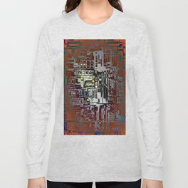 Where Are YOU - 2 / Density III Long Sleeve T-shirt