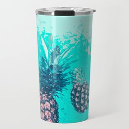 Pineapple Float Travel Mug
