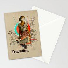 Traveller Stationery Cards