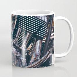 Indian motorcycle engine Coffee Mug