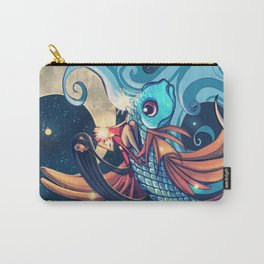 Festival of the Flying Fish Carry-All Pouch