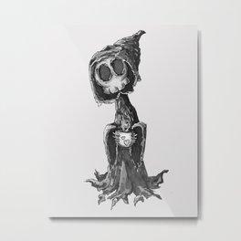 Grim Morning Metal Print