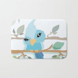 Baby Sparrow Bath Mat