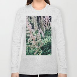 Flowers in the Garden Long Sleeve T-shirt