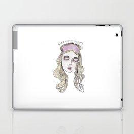 good morning, sluts Laptop & iPad Skin