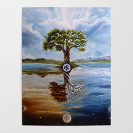 The tree of the seasons Poster