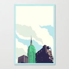 For Julia - NYC Canvas Print