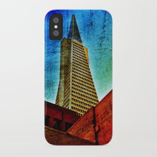Trance America iPhone Case