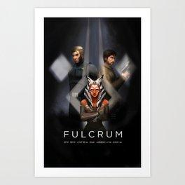 FULCRUM Art Print