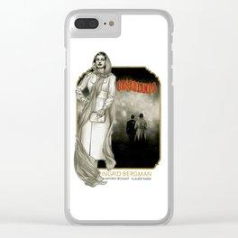 Casablanca Clear iPhone Case