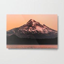 Mt Hood Adventure - 102/365 Nature Photography Metal Print