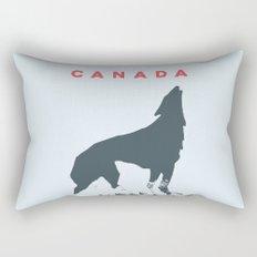 Visit Canada Rectangular Pillow