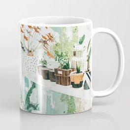 Junglow #illustration #decor Coffee Mug