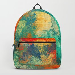Colorized World 5 Backpack