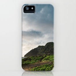 Makapu'u Point Lighthouse iPhone Case